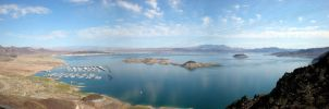 Lake Mead by ShinigamiRubberDucky