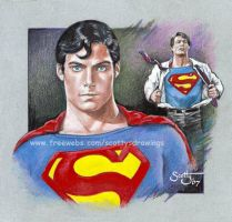 Superman by scotty309