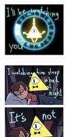 GF- I'll be watching you - comic by White-Spark