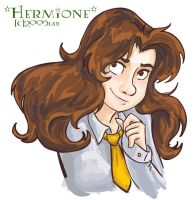 Flash.Hermione - HP by lberghol