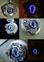 Custom Ghost Watch for Lord Zero by LadyPirotessa
