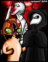SCP (My favs) Full by rocioam7