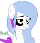 Sky Wish is not amused by Equinoxthealicorn