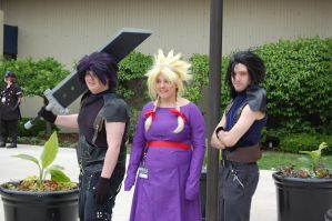 FF 7 Shoot pt 6 - ACen 2010 by RudeoftheTurks