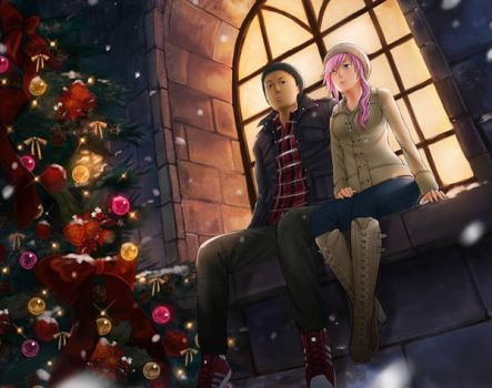 All I want for christmas is you  by RaitVisualWorks