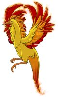 ...pogheys... Moltres by Rainbow-Cemetery