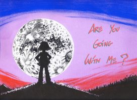 Are you going with me ? - v.2 by Anorya