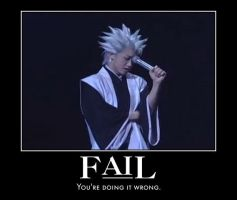 Hitsugaya Fail by HyperRoos