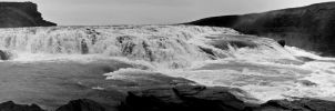 gullfoss by troubleacm