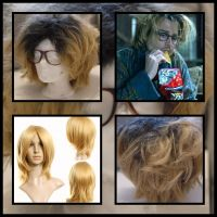 +WIP - Mort Rainey Wig+ by snowwhiteqeen