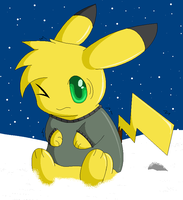 Tweekchu by Kiichiii