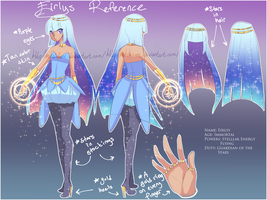 Eirlys Ref by Mikatsune