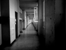 My School Corridor - 2015 by EasysArts