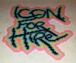 Icon For Hire Logo by IAmArkain