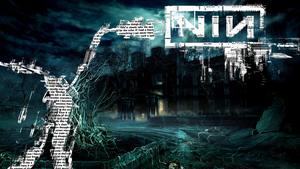 Nine Inch Nails Background by Nickdude911