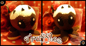 Little Litters - Truffles - Plush by Sparkle-And-Sunshine
