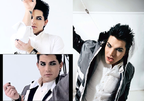 Adam Collage 2 by nikomikocheekokiko