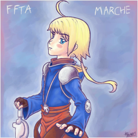 FFTA - Marche by Sabientje