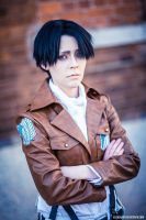 Levi - Captain by RocknamLee