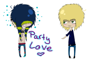 PARTY~ by TheHappyHippie97