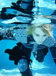 Raiden Underwater by Seeker-Moonwolf