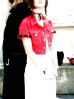 Cloud and Aerith 3 by KazukoCosplay