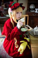 Tea by PrisCosplay