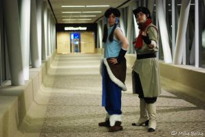Legend of Korra: Come At Us Bro by BalletGala