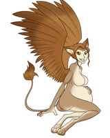 Sphinx by RiddleAugust