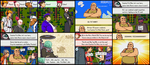 Captain Fat Man - Advance Wars by Captain-Gamer