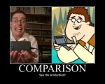 Comparison? by Animalunleashed