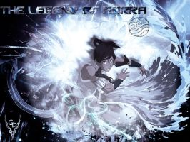 The Legend of Korra wallpaper - Korra by Galdavar