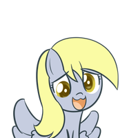 Wan Wan Assets: Derpy by Why485