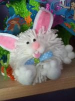 An easter bunny craft by Waterbender1996