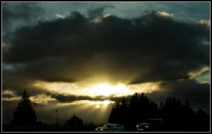 Morning Drive I-5 South I by urnightmare