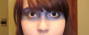 Ryan Ross Make up fail by cantturnaround