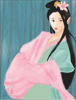 Chinese Princess by Karinart8
