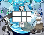 YCH Commission Stream: Select your fighter! by Hayakain