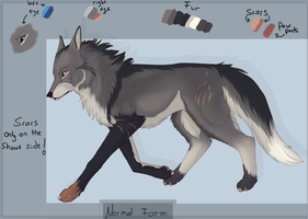 Mael  reference - Normal Form by marangai