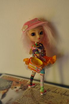 Pullip Papin For Adoption 02 by Lady-Delirio