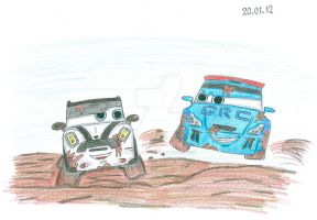 Rallying is in their blood... by BritishRedHead27