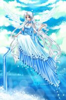 Alrya. Sky.Water.Air Goddess by bw-inc