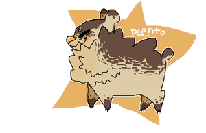 PINTO BEEN by wamwogs