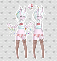 {Adopt AUCTION number 5 - OPEN} by lucidnymphs