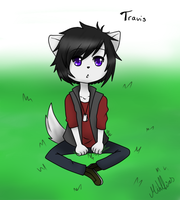 Travis by Mihlfias