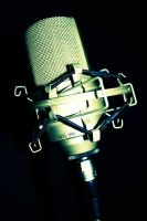 a mic by Subculturegraphics