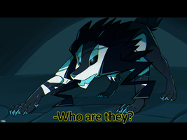 WHO ARE THEY? [+SPEEDPAINT] by Shiro-Daemon
