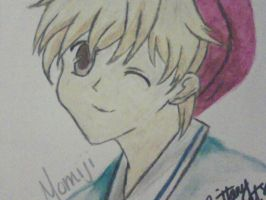Fruits Basket - Momiji by nolegurl2009