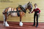 Festive tack for ceremonial ride, 1:9 by Lynxlr