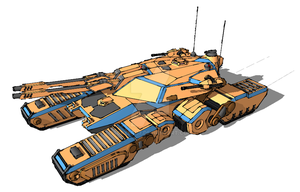 Tank Mode1 by Scryer117